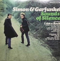 Unknown - Simon and Garfunkel - The Sounds Of Silence