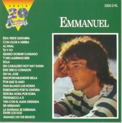 EMMANUEL - *QUIERO DORMIR CANSADO*