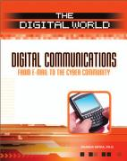 Cover of: Digital communications