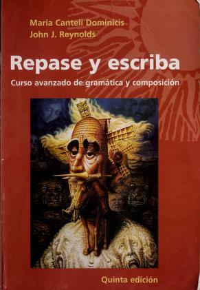 Cover of: Repase y escriba | María Canteli Dominicis